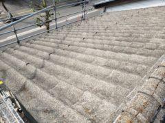 屋根葺き替え工事(瓦から板金)
